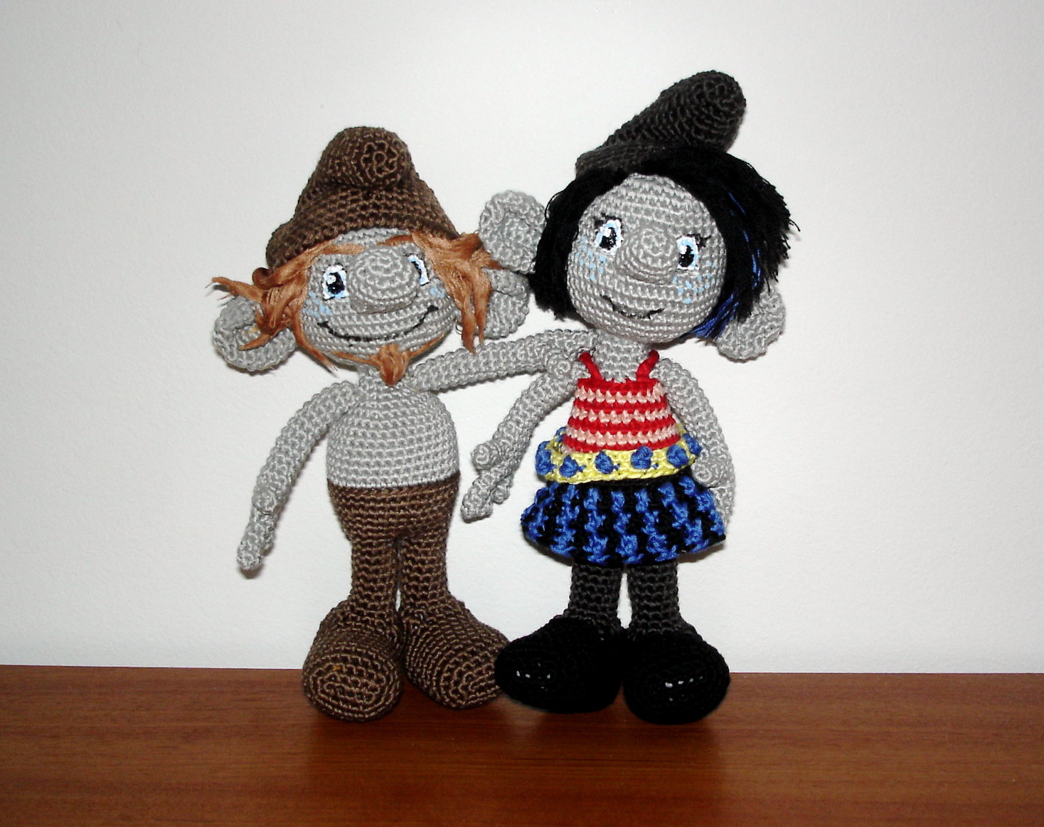 Free smurf crochet amigurumibb by cheche vexy hackus smurfs bankloansurffo Image collections