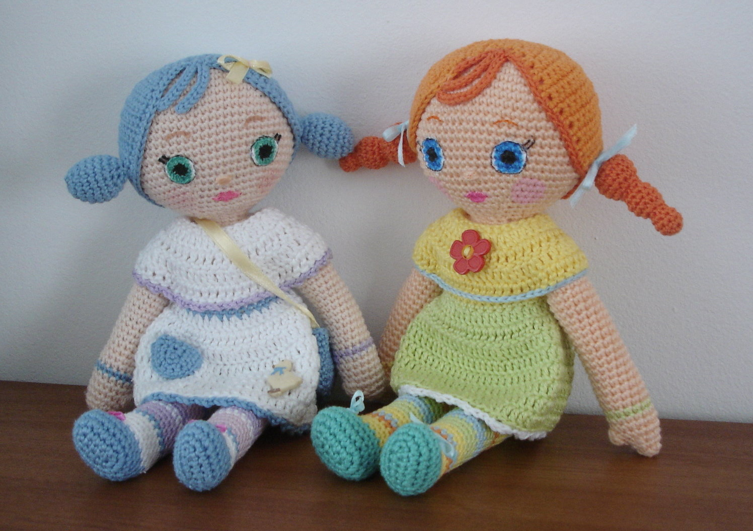 Mooshka dolls amigurumibb by cheche dt1010fo