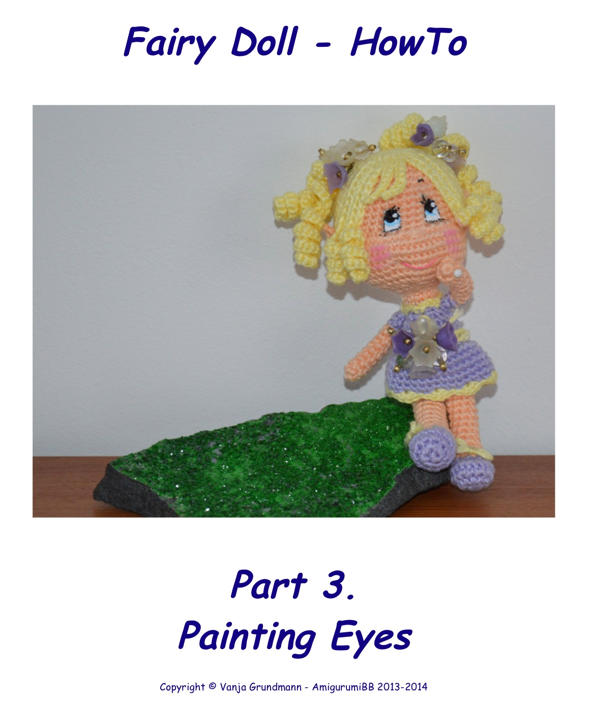 How to Add Hair to Crochet Dolls - All About Ami | 1428x1158