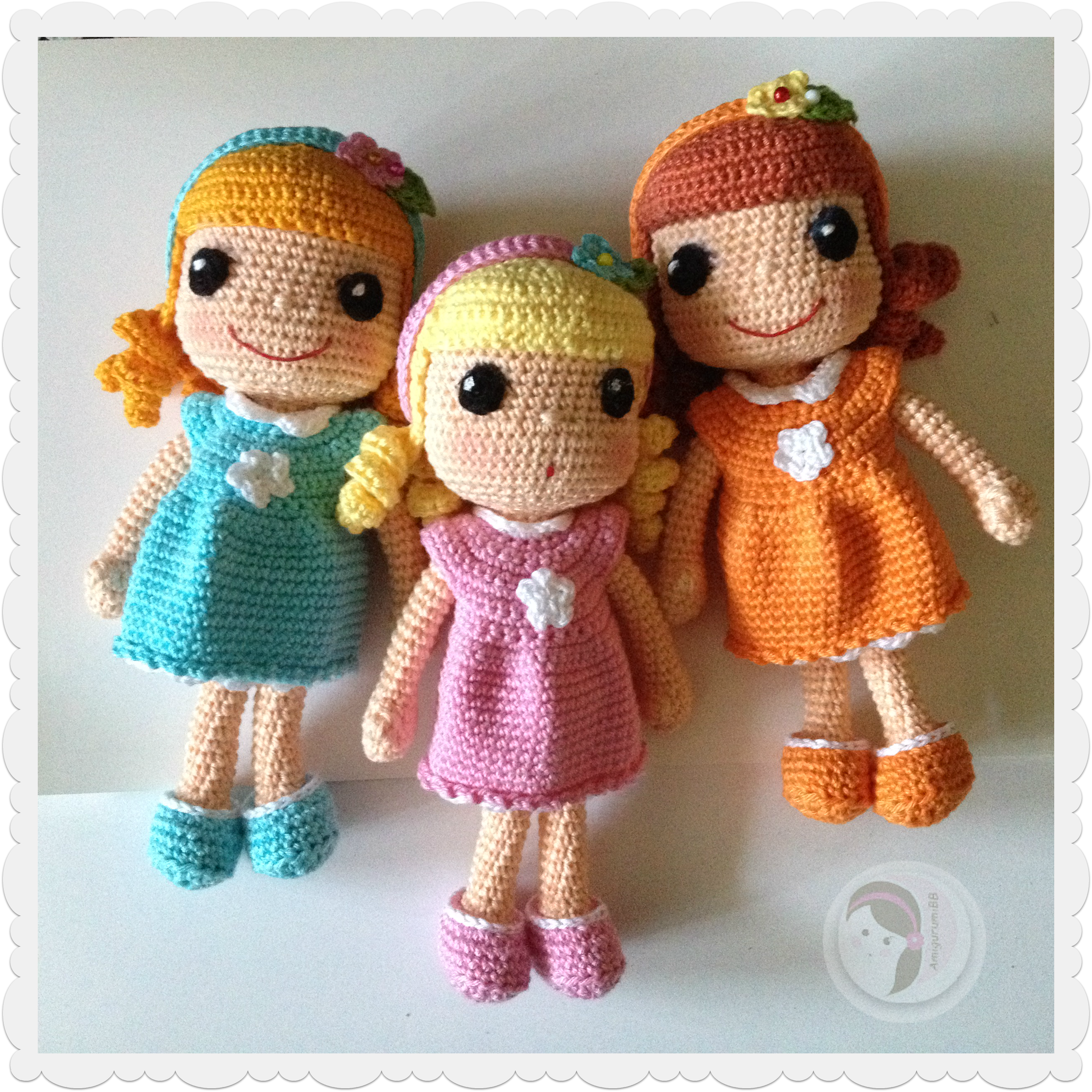 Amazon.com: Puffy Pals Amigurumi Crochet Pattern (Easy Crochet ... | 2630x2630